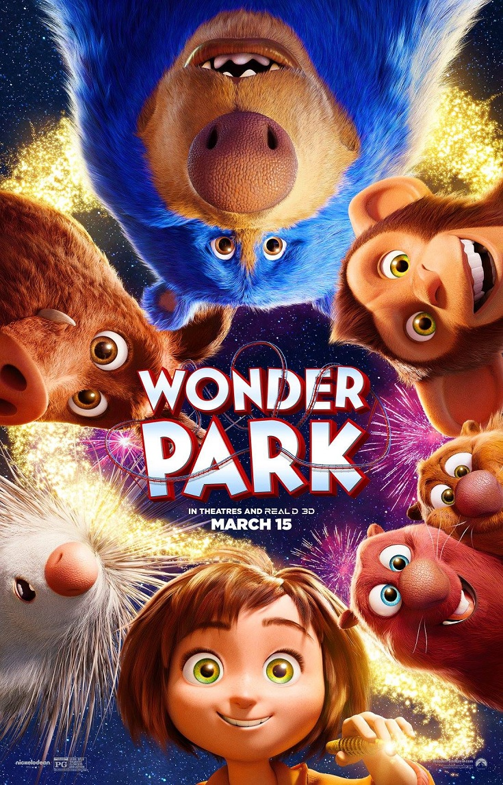 Take a break and head out for a family movie date with the kids to see the Wonder Park advance screening movie before anyone else for a thrill ride of fun!
