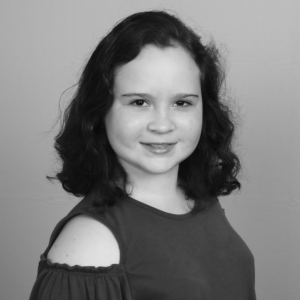 She's a South Florida native, 13, and rocking out in the national tour production School of Rock. Meet the superbly talented Isabella Rose Sky.