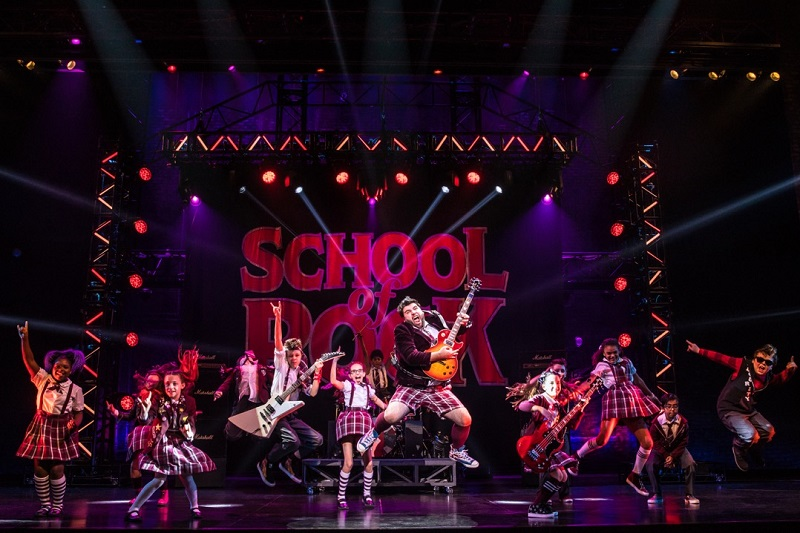 School of Rock will have you rockin' to its catchy tunes in Miami! Don't miss School of Rock at the Arsht Center - make it a family date to remember.