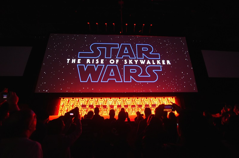 Star Wars: The Rise Of Skywalker Official Movie Trailer was just released and it is epic! The final Star Wars installment flies into theaters December 20th.