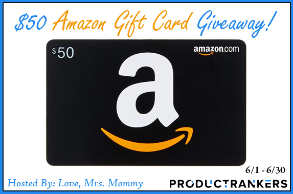 Enter to win the $50 Amazon Gift Card Giveaway for your chance to score some much needed summer items to get your family ready for summer fun!