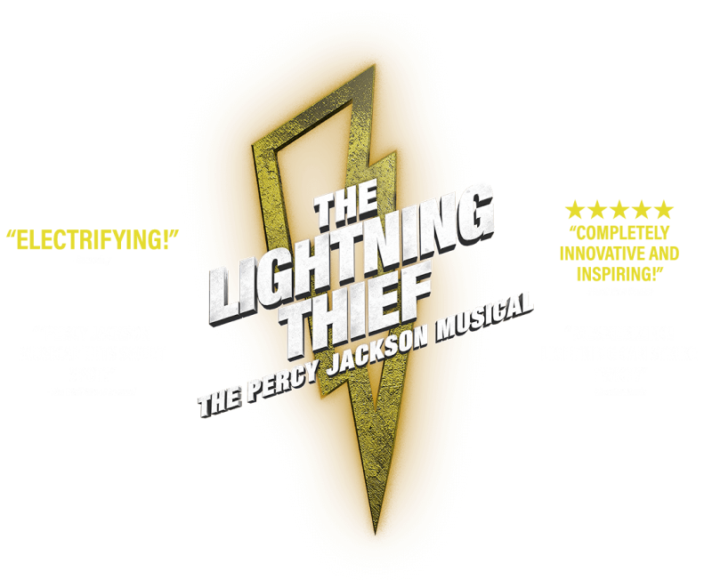 The Lightning Thief: The Percy Jackson Musical is coming to South Florida. Enter The Lightning Thief ticket lottery to see the show for just $25.