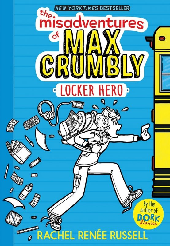 Looking for a summer reading Adventure? Masters of Mischief the 3rd in the series from The Misadventures of Max Crumbly is now in stores. Win a copy today!
