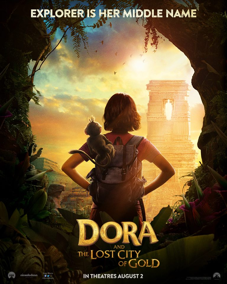 Calling all Dora and Diego fans! Grab your Dora and the Lost City of Gold advance screening passes so you can see the movie before anyone else.