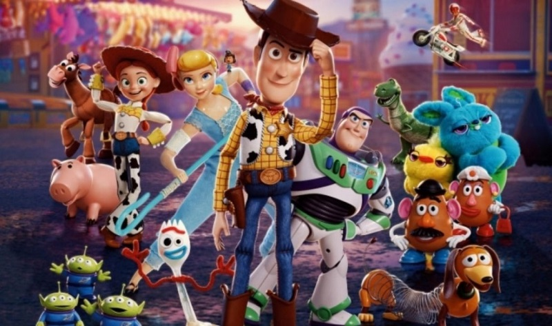 Our friends from Toy Story are back and ready to entertain us once again Come meet new toys and be sure to enter to win the Toy Story 4 Blu-ray giveaway!