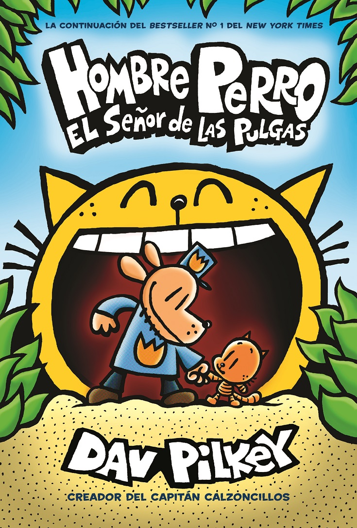 The Hombre Perro series is a spanish version of the Dog Man series by Dav Pilkey. Check out the lastest Hombre Perro Series book release and giveaway!