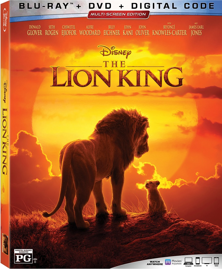 Calling all Disney fans young and old! Are you ready to walk the pride lands with Simba? Enter to win a copy of The Lion King Blu-ray.
