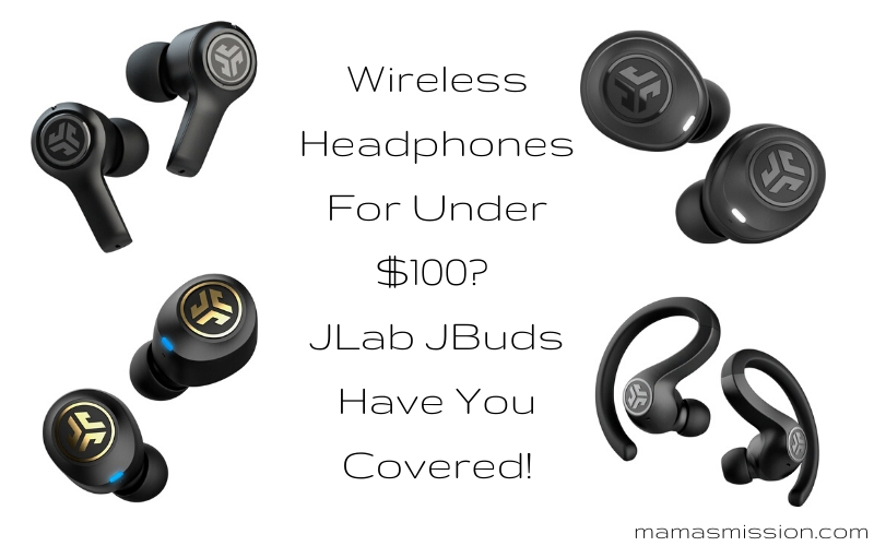 #ad Are you looking for true wireless headphones for under $100? @JLabAudio has you covered with an extensive collection of the #1 true wireless headphones at @BestBuy! #FindYourGo