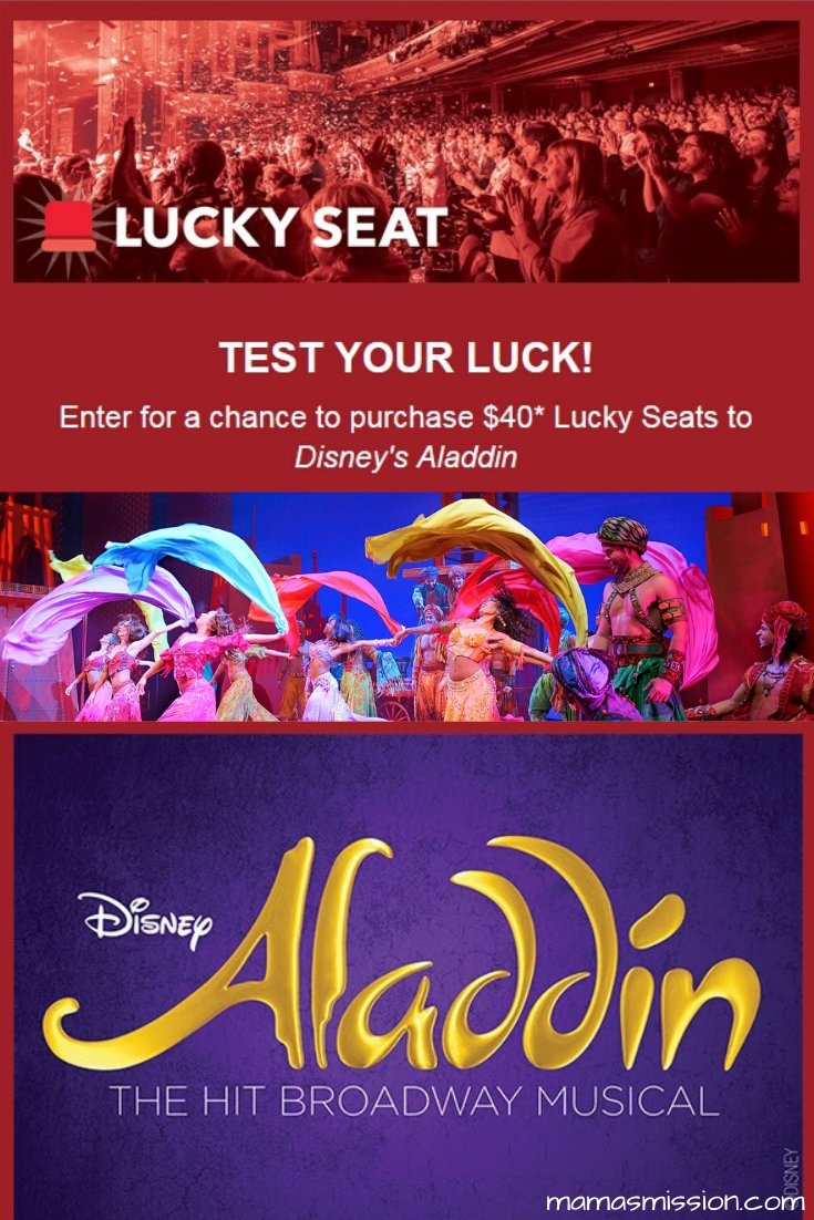 Aladdin Lotto