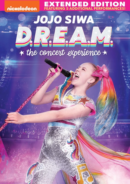 JoJo recently went on tour and in case you missed it we have you covered. Enter for your chance to win a copy in the JoJo Siwa DREAM DVD giveaway below!