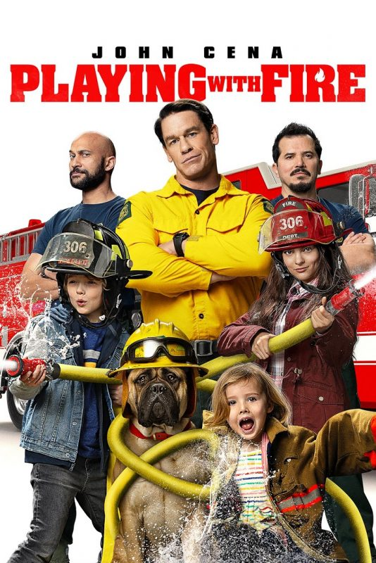 Playing With Fire stars John Cena and is being released on Blu-ray and Digital. Enter to win the Playing With Fire Blu-ray Prize Pack Giveaway!