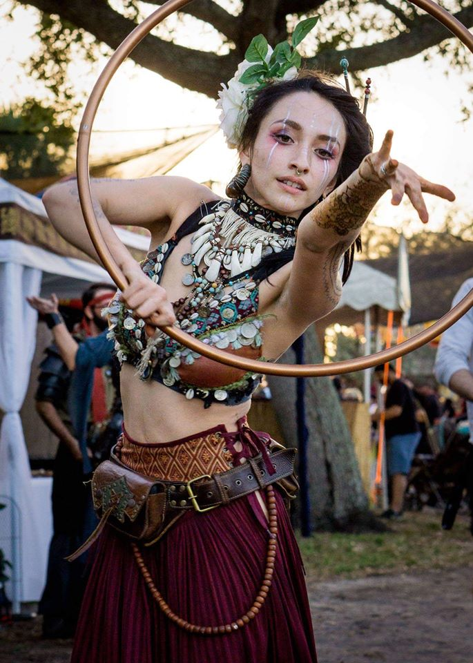 The 2020 Florida Renaissance Festival is back for it's 28th year. Medieval since the 16th Century, be prepared to be delighted and amused with new themed weekends, performers, activities, and more!