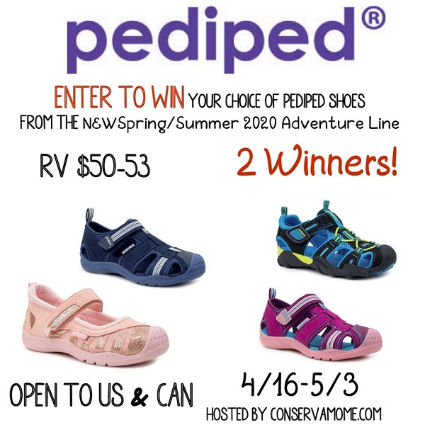 Looking for the right footwear for kids? Learn more about and enter to win the Pediped shoes giveaway to give your kids a head start on the playground.