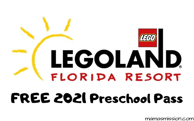 Get free admission to Legoland Florida for children ages 4 and under with the 2021 Legoland Preschool Pass valid for the Florida Theme Park and Water Park.