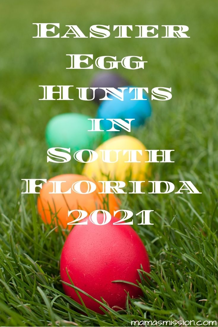 Are you on the hunt for Easter egg hunts in South Florida? You can find all the Easter egg hunts in Miami and Broward for 2021 listed here.