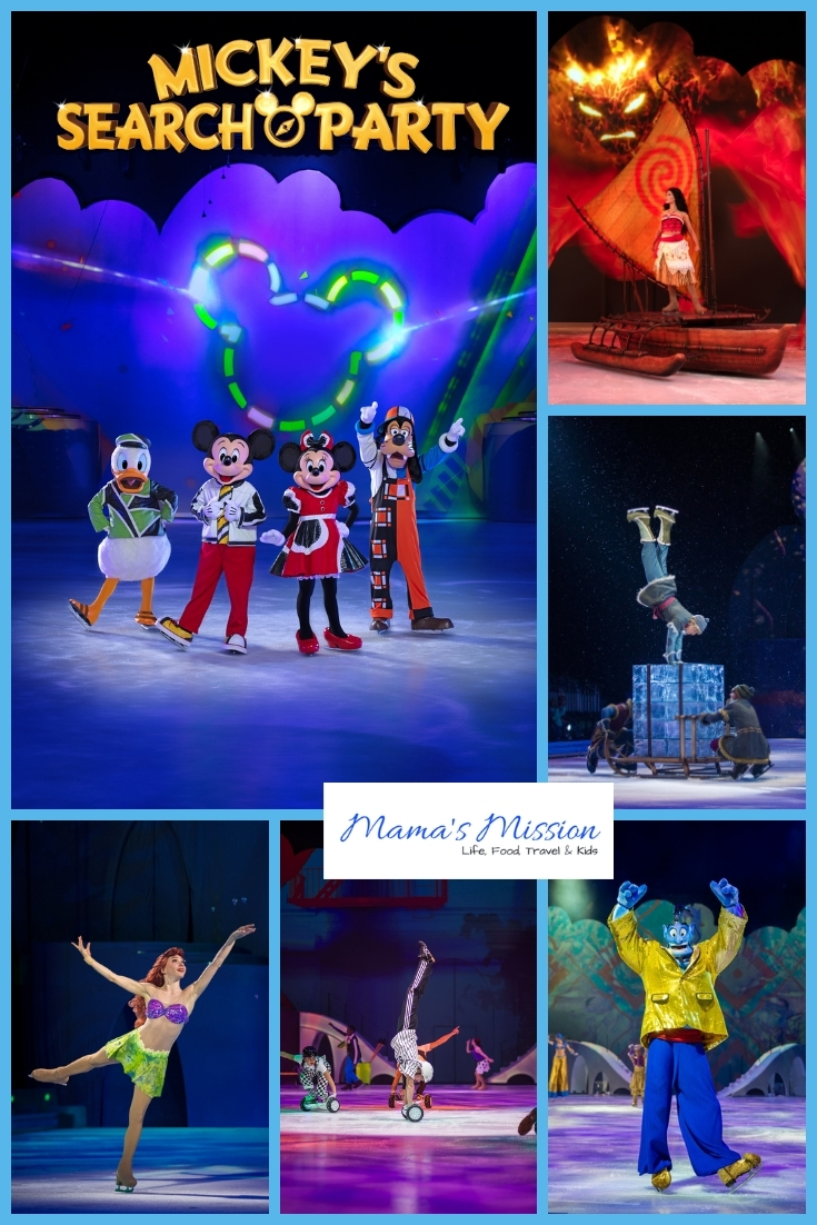 Disney on Ice presents Mickey's Search Party is coming to South Florida. Enter to win four (4) tickets to experience this magical show!